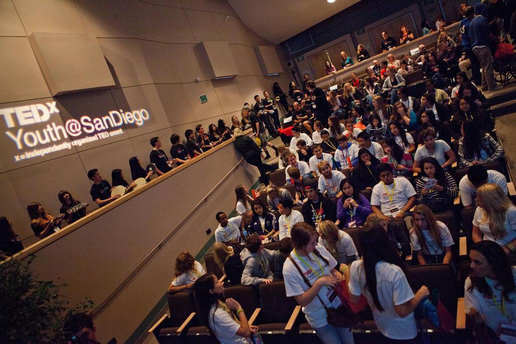 TEDxYouth@SanDiego
