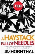 TED Book: A Haystack Full of Needles