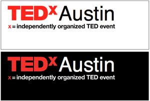 your tedx logo logo and design branding promotions tedx