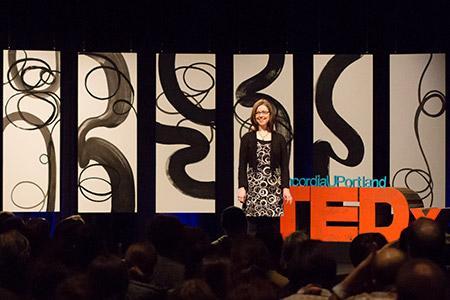 TEDx Artist in Residence