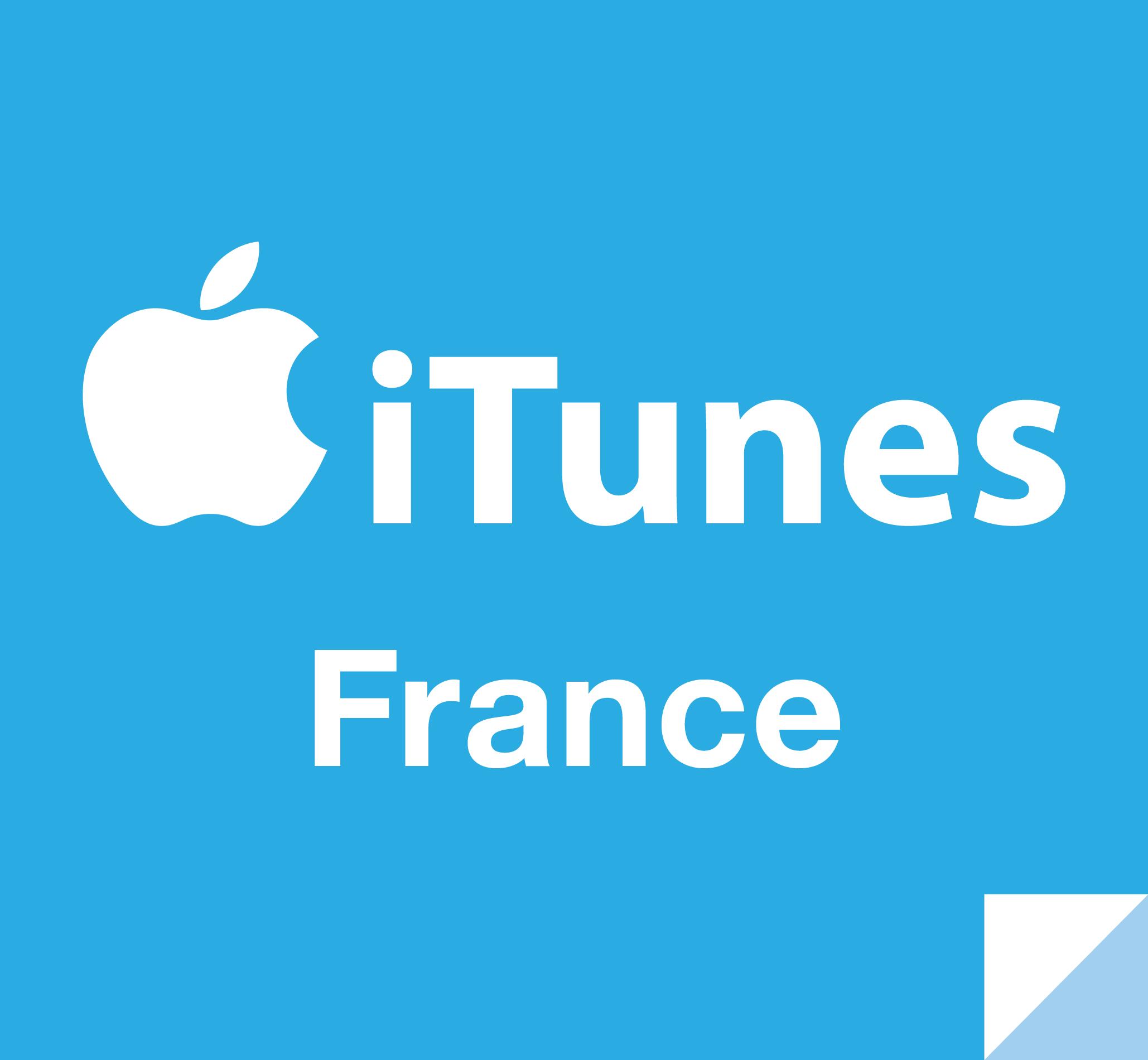 itunes France