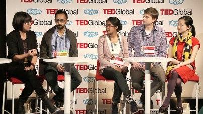 TEDGlobal 2013 – An Xiao Mina