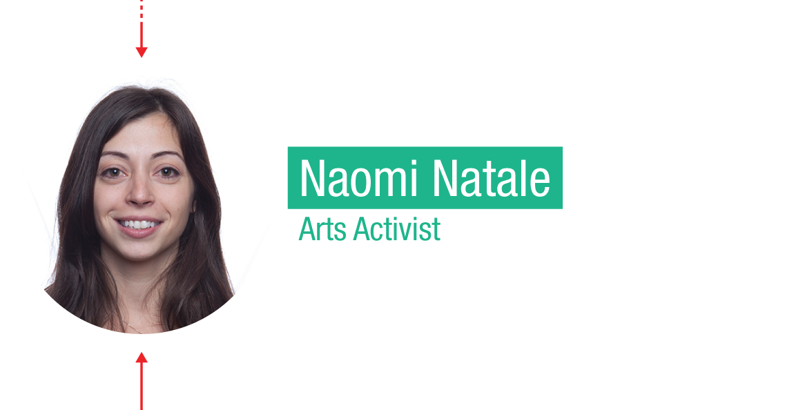 TED Fellow: Naomi Natale