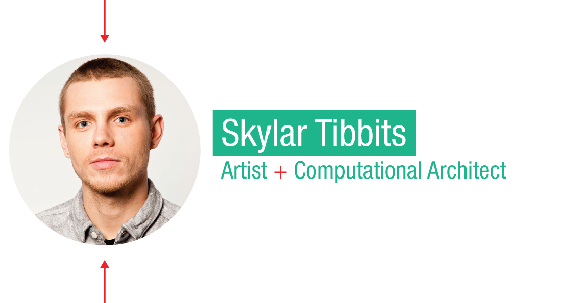 TED Fellow: Skylar Tibbits