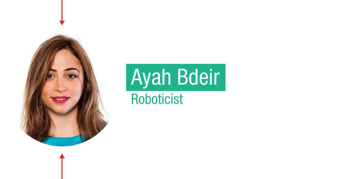 TED Fellow: Ayah Bdeir