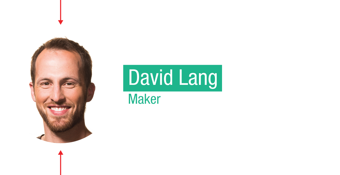 TED Fellow: David Lang
