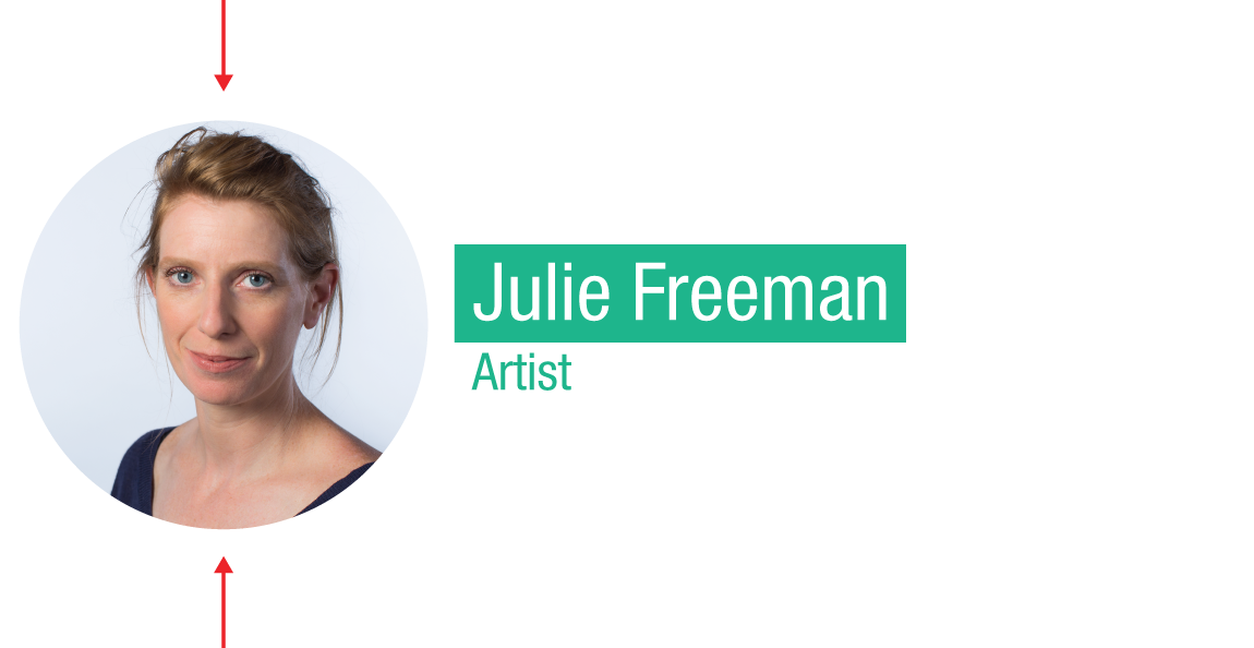 TED Fellow: Julie Freeman