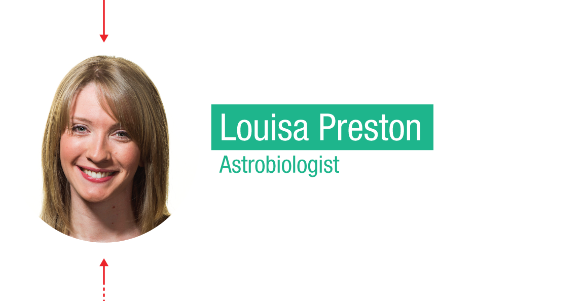 TED Fellow: Louisa Preston