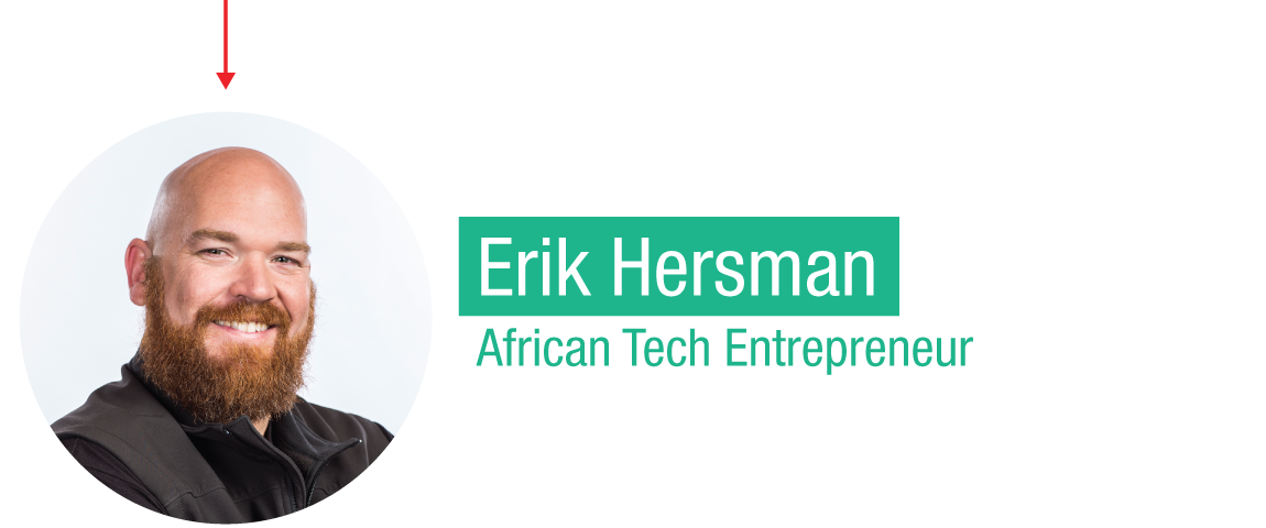 TED Fellow: Erik Hersman
