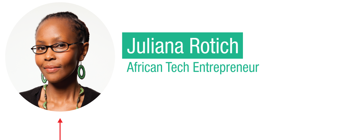 TED Fellow: Juliana Rotich