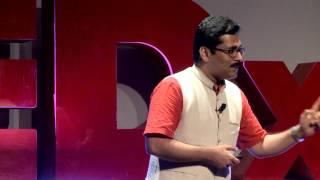 TEDxChange talk: How handwashing can save 100,000 lives - Srinivas Chary