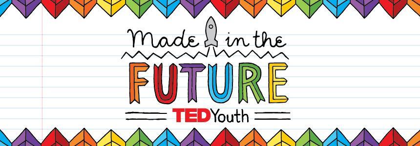 TEDYouth 2015 banner