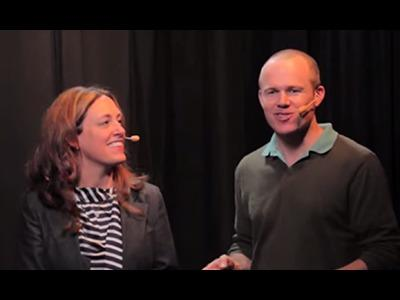 TEDx videos: tips from staff - Kelly and Reeves