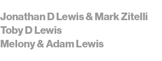 Jonathan D. Lewis & Toby D. Lewis, & Adam and Melony Lewis