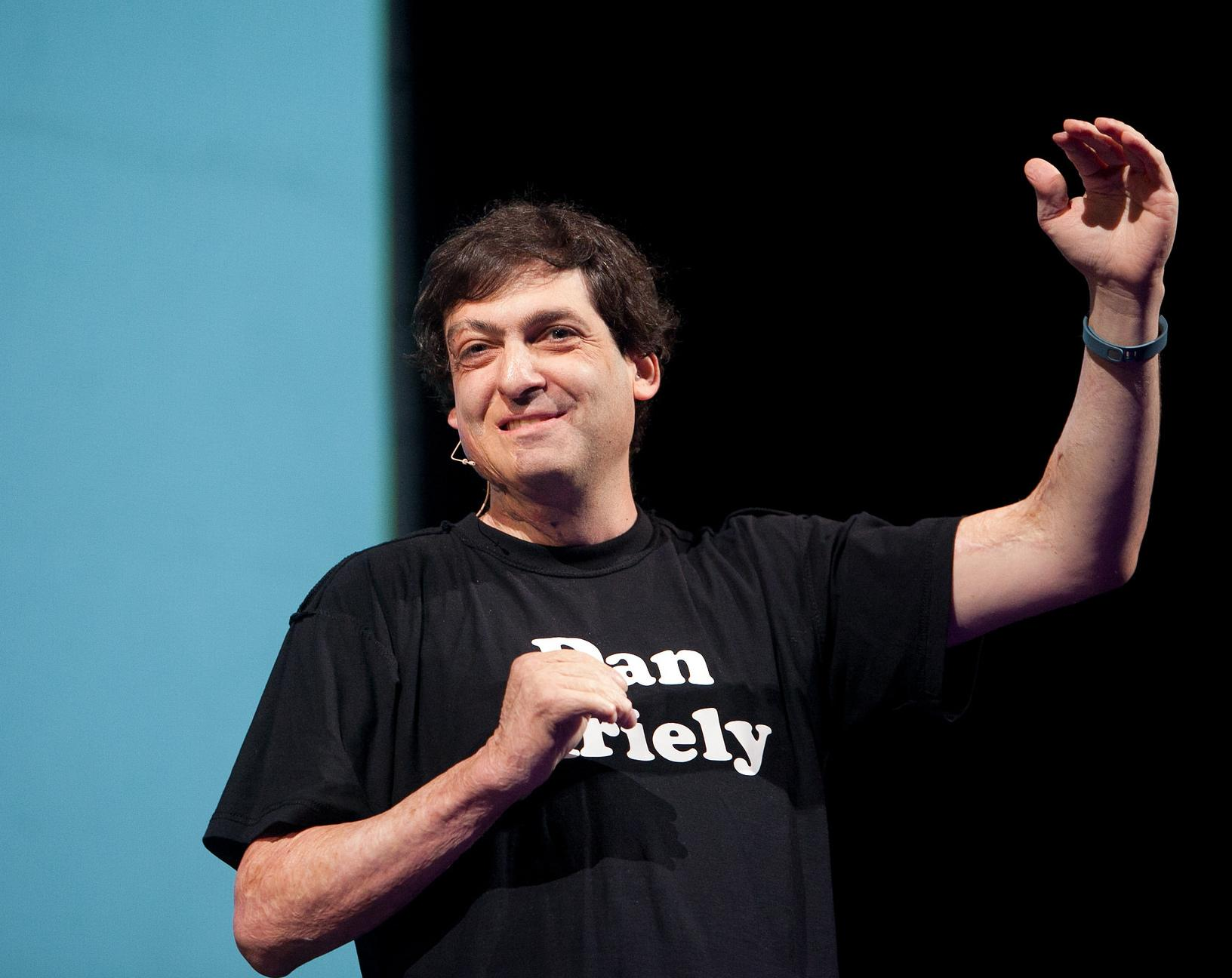 TED Book author: Dan Ariely