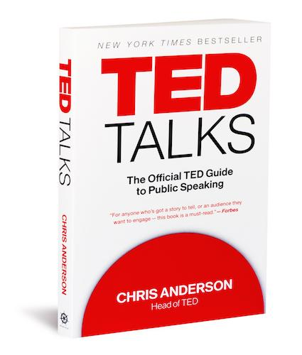TED Talks book