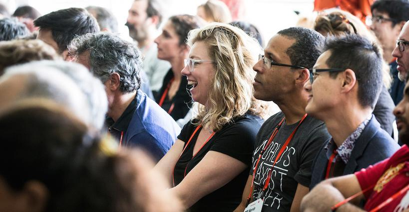 Skoll Foundation TEDx Global Partnership   TEDx Program   Programs ...