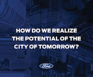 How do we realize the potential of the city of tomorrow? FORD