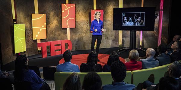 TED salon image