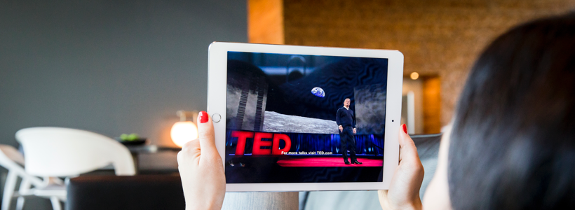 Ways to get TED Talks | TED Talks | Programs & Initiatives