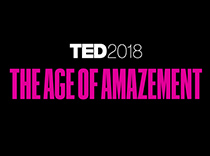 TED2018: The Age of Amazement