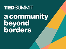 TEDSummit 2019: A community beyond borders