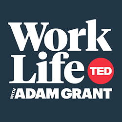 Work Life with Adam Grant Podcast logo