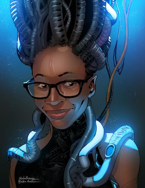 TED Book author: Nnedi Okorafor