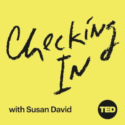 Artwork for Checking In with Susan David