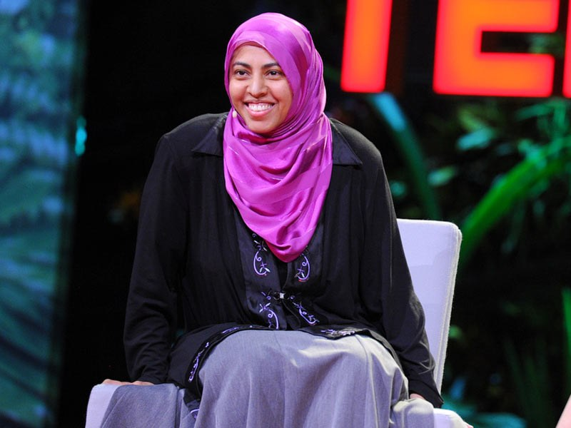 Image result for Nadia al-Sakkaf