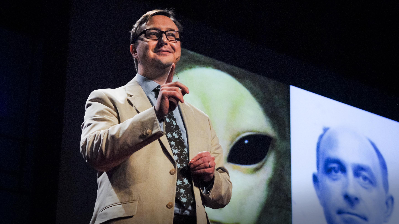 John hodgman ted talk