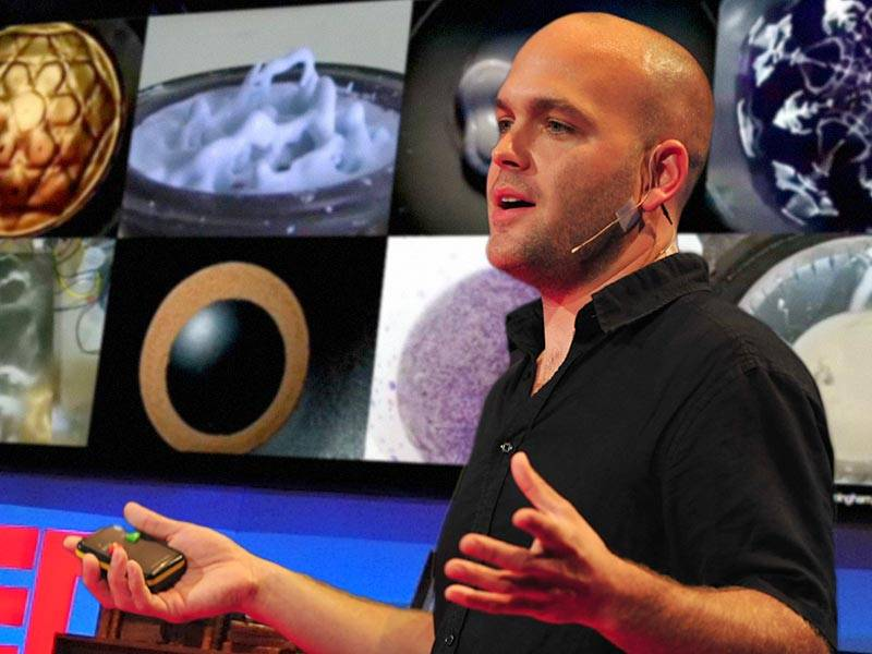 Seeing Sound And Hearing Color Ted Talks