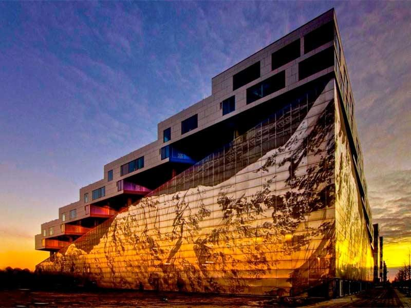Bjarke Ingels 3 Warp Speed Architecture Tales Ted Talk