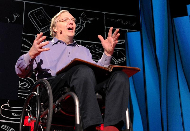 John Hockenberry: We are all d...