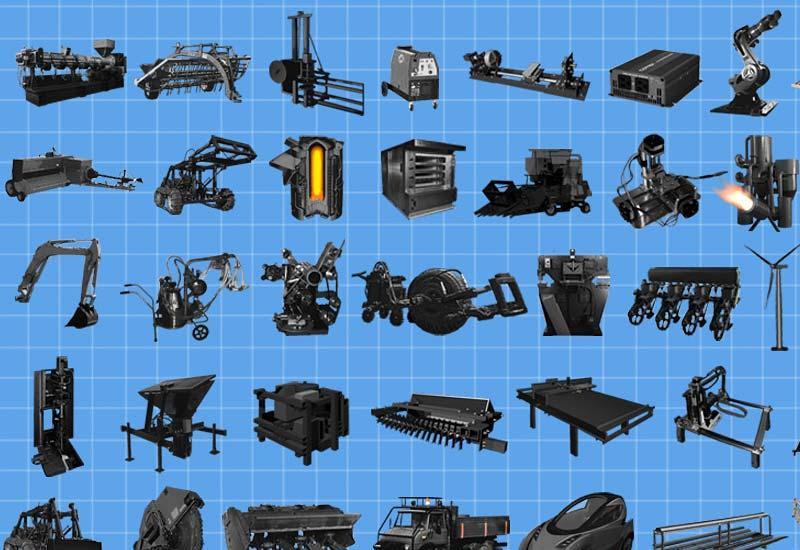 Open-sourced blueprints for civilization