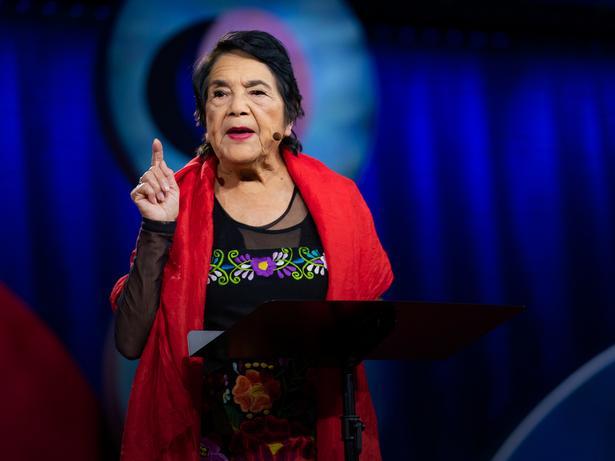 무관심의 벽을 허물고 내 안에 숨겨진 힘을 찾는 법   Dolores Huerta