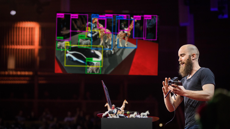 ジョセフ・レドモンコンピューターはいかに物体を即座に認識できるようになったのか