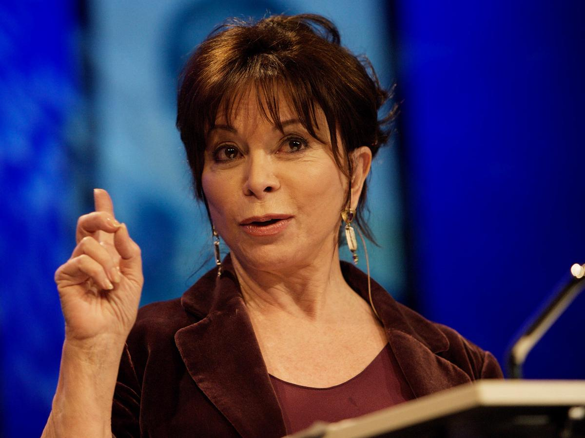 Isabel Allende: Tales of passion | TED Talk