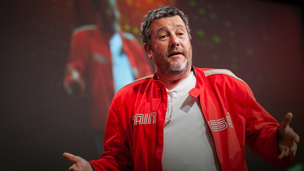 Philippe starck design and destiny ted talk for Philippe starck