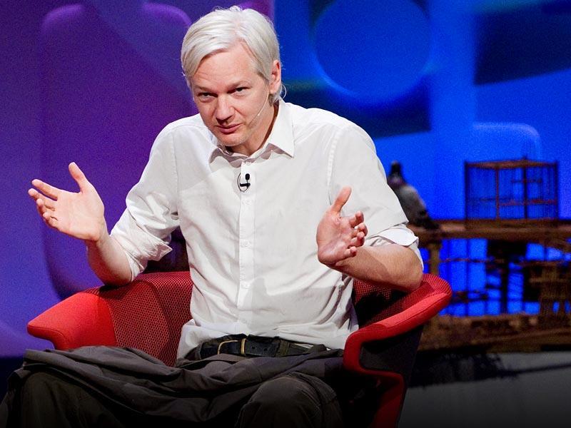 ジュリアン・アサンジなぜ世界にWikiLeaksが必要なのか