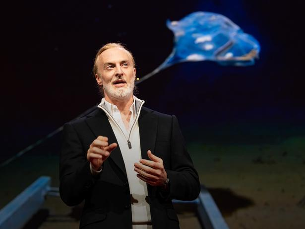 What's at the bottom of the ocean -- and how we're getting there | David Biello