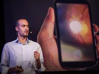 معاینه بعدی چشم خود را از طریق گوشی تلفن هوشمند انجام دهید
