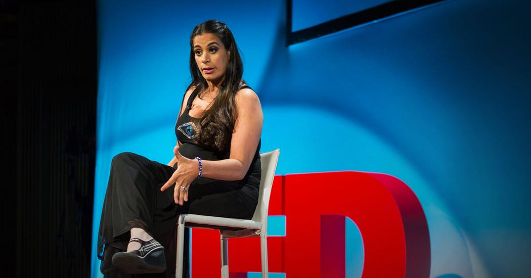 Maysoon Zayid: I got 99 problems     palsy is just one | TED Talk