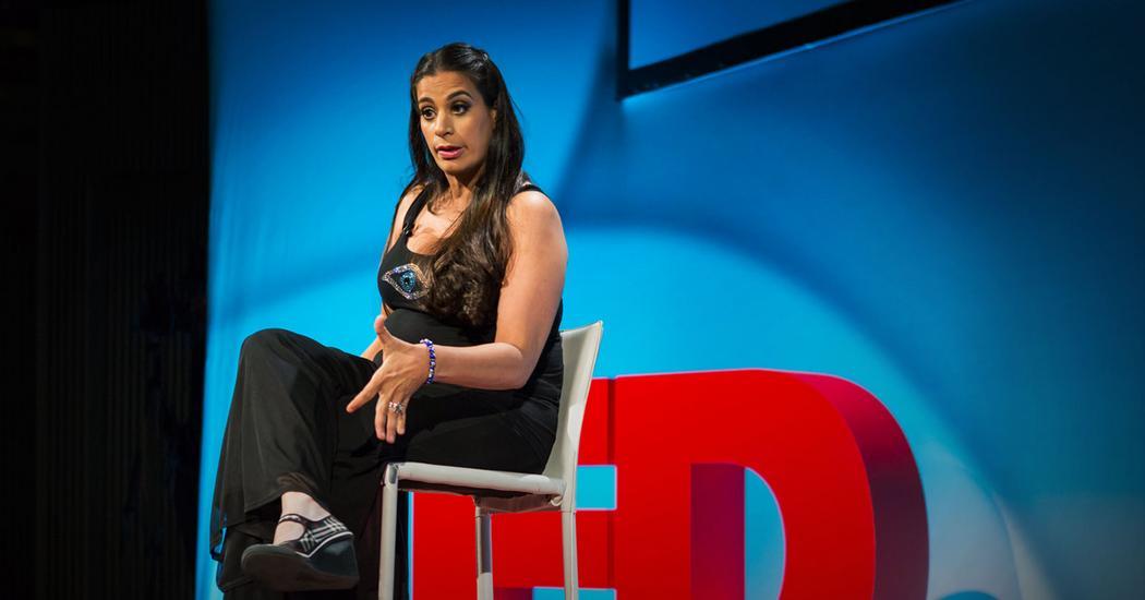 Maysoon Zayid: J'ai 99 problèmes, la paralysie n'est que l ...