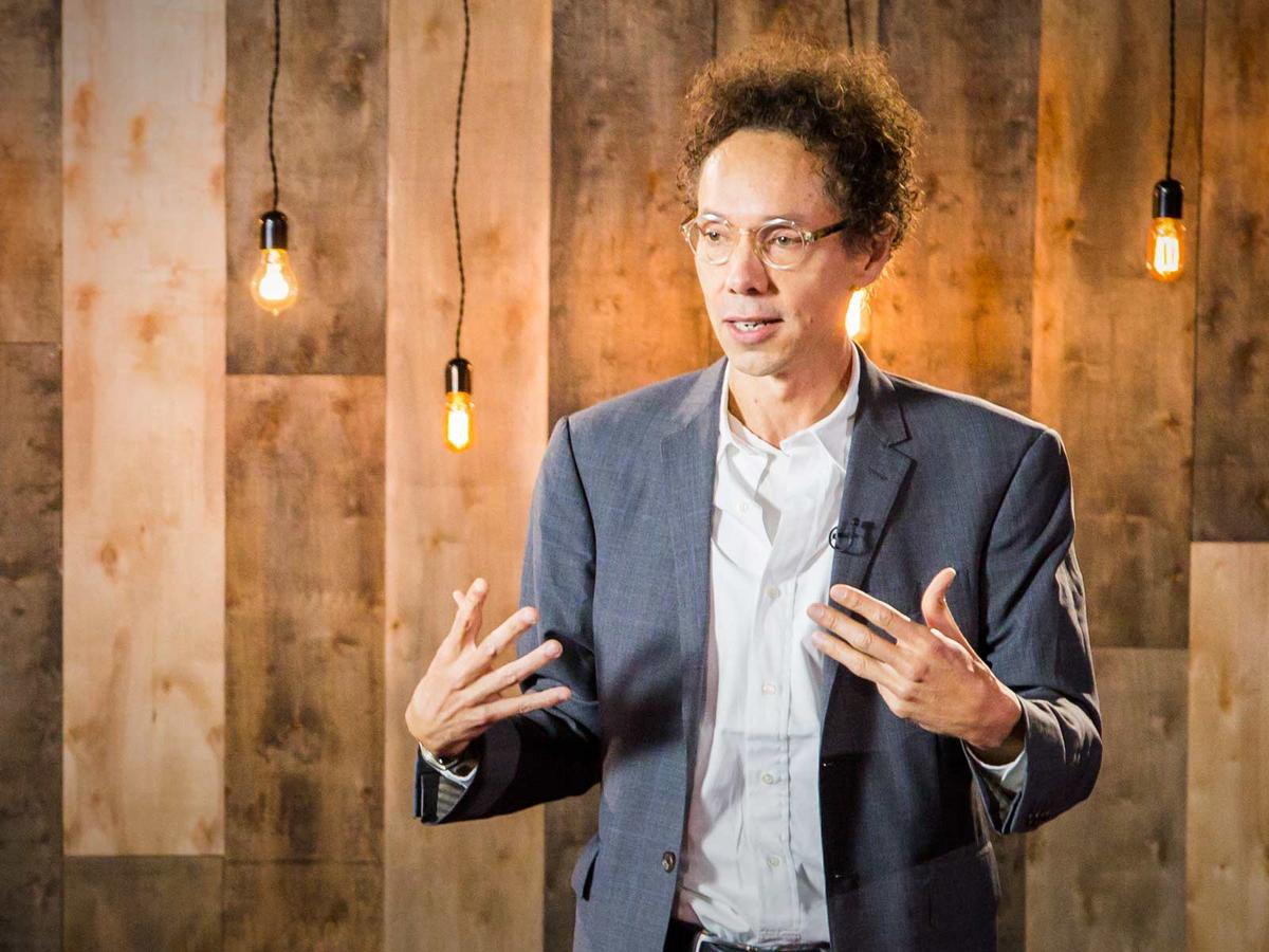 malcolm gladwell the unheard story of david and goliath ted