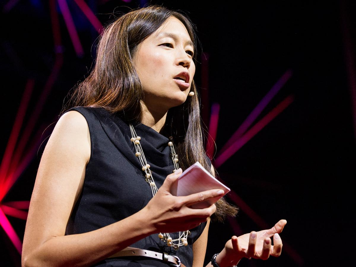 Leslie T. Chang's TED talk