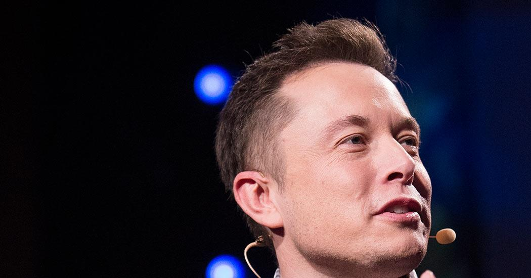 The mind behind Tesla, SpaceX, SolarCity ...