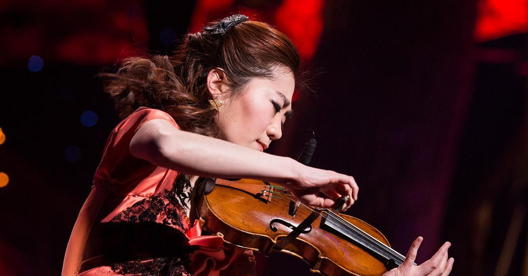 Ji-Hae Park: The violin, and my dark night of the soul | TED Talk