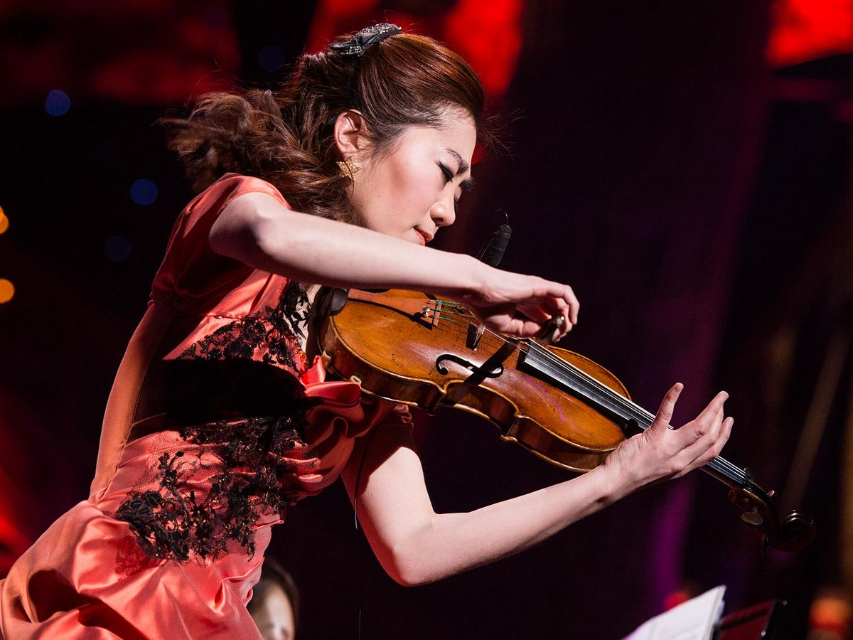The violin, and my dark night of the soul