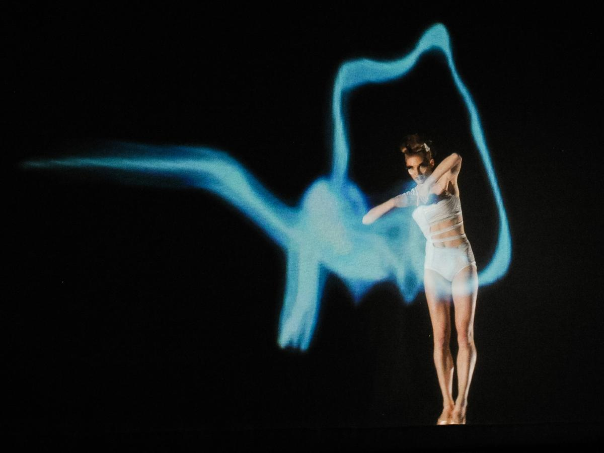Quixotic Fusion Dancing with light  TED Talk